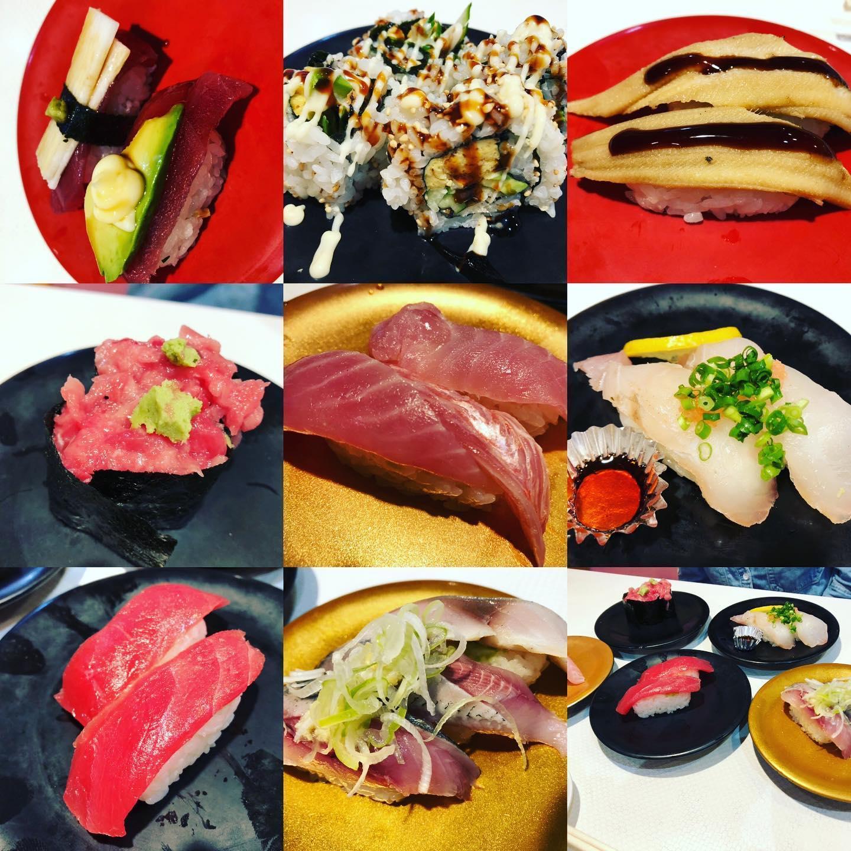 火曜日はお寿司の日