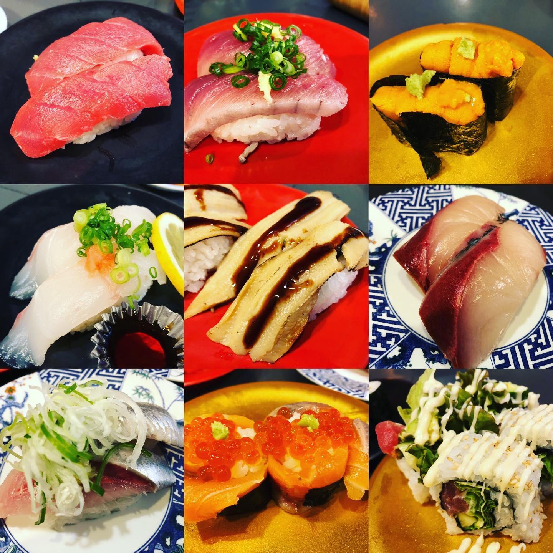 月曜だけどお寿司の日