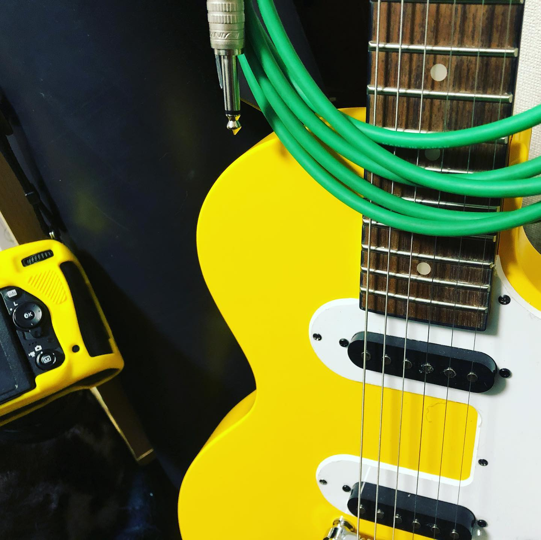 黄色好きかも