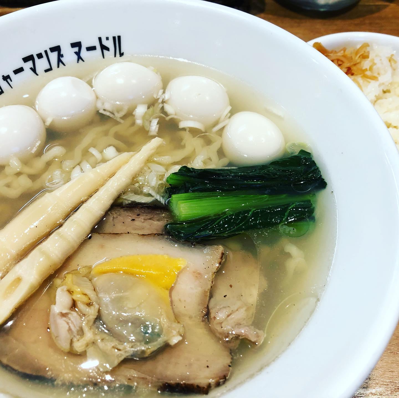 27ラー #tokyobayfishermansnoodle